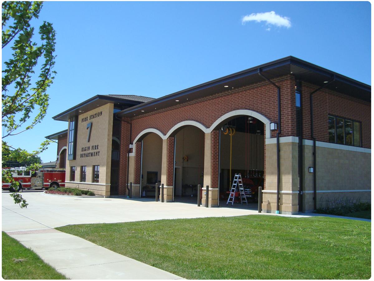 Elgin Fire Station #7