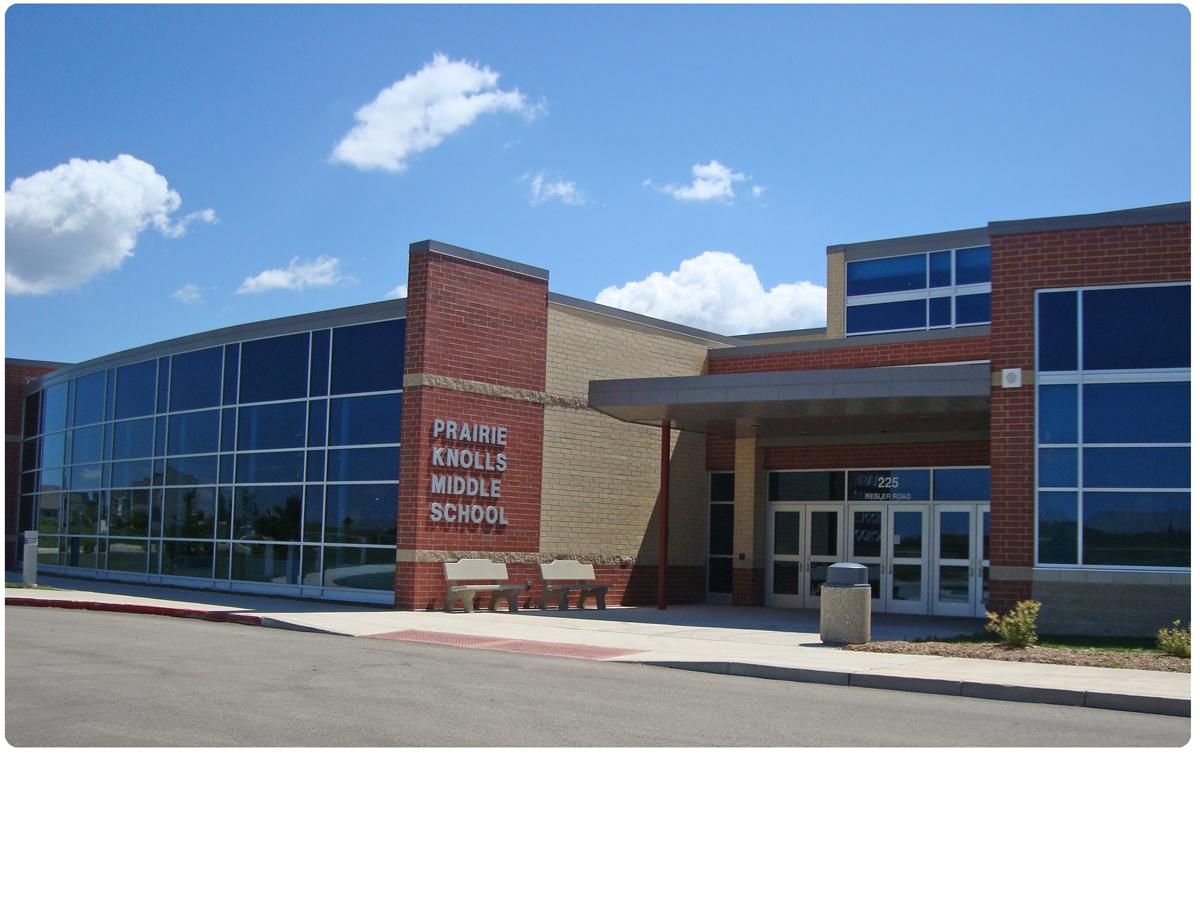 Prairie Knolls Middle School