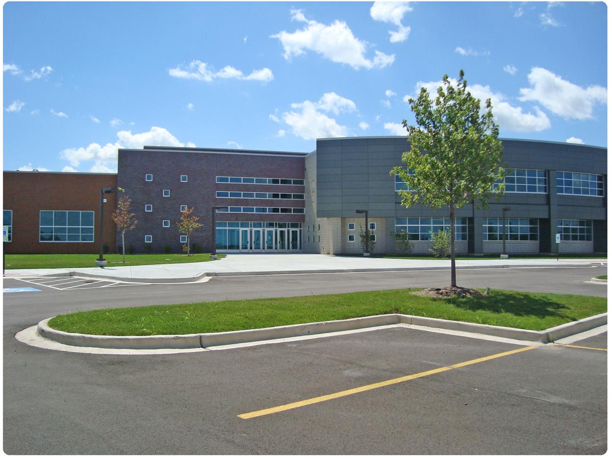 Hampshire High School