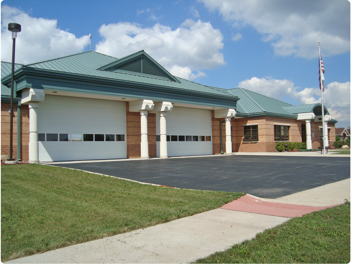 Plainfield Station Oswego Fire Protection District Station #4