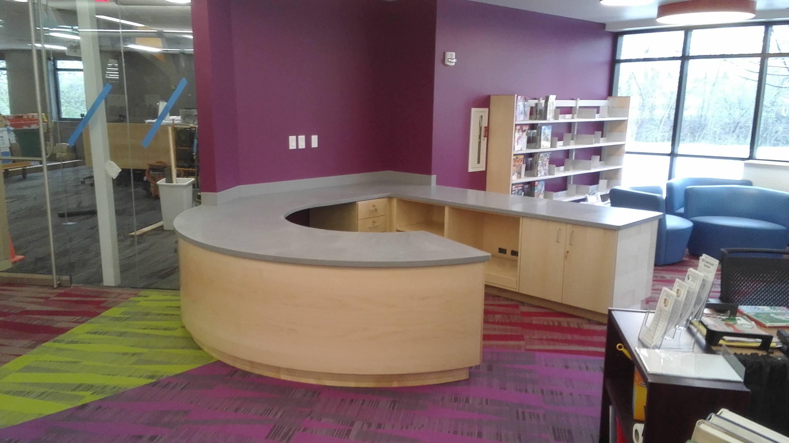 Hargrave Builders - Warrenville Public Library