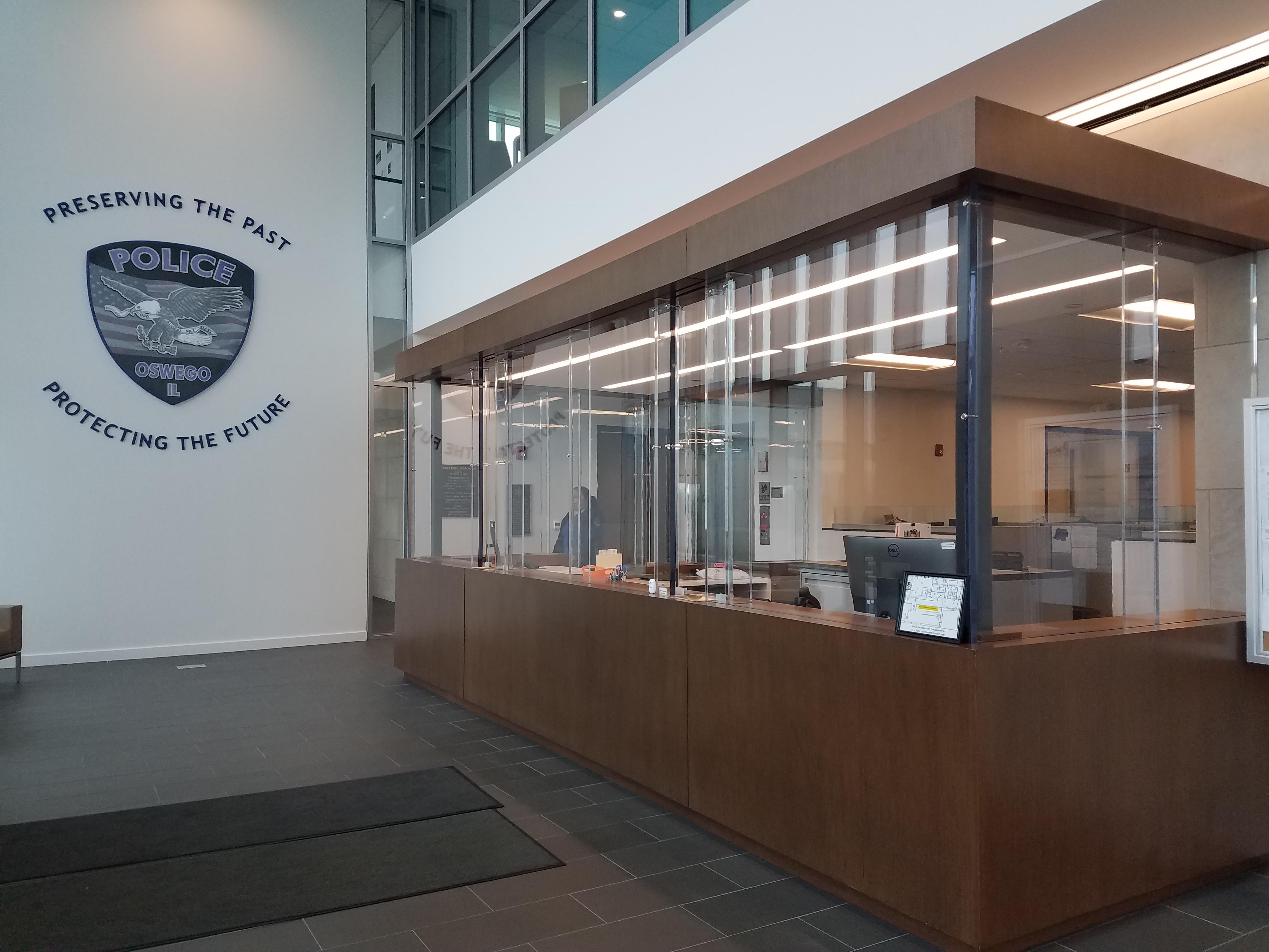 Hargrave Builders - Oswego Police Station